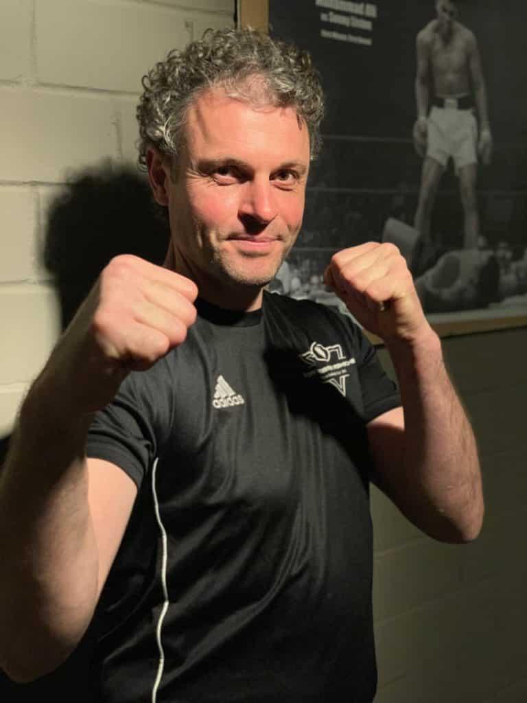 Kampfsportfabrik Remscheid Coach Ivo