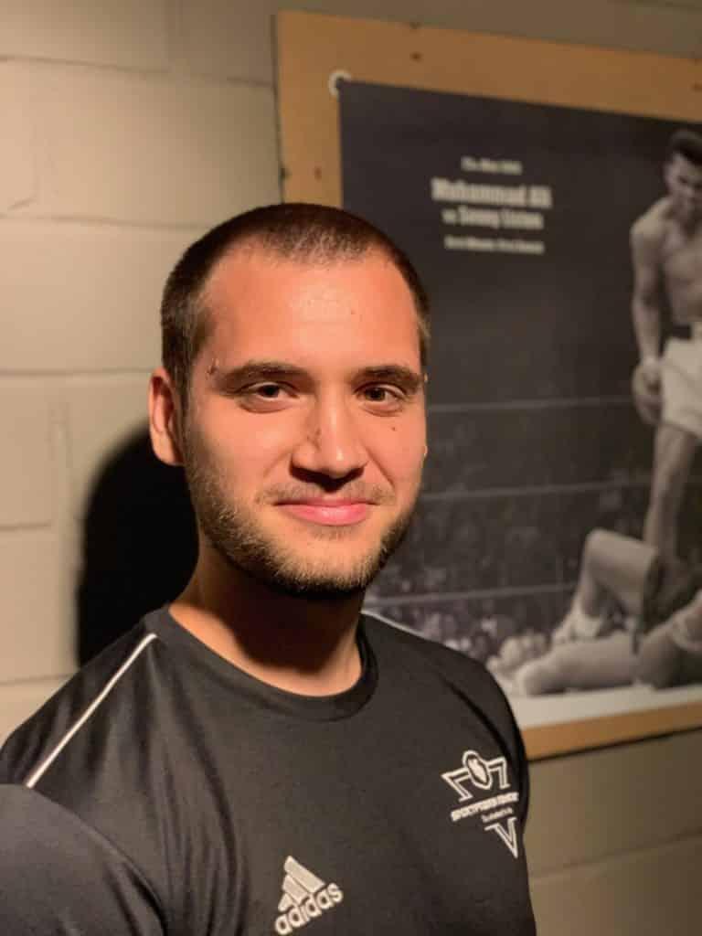 Kampfsportfabrik Remscheid Coach Milos