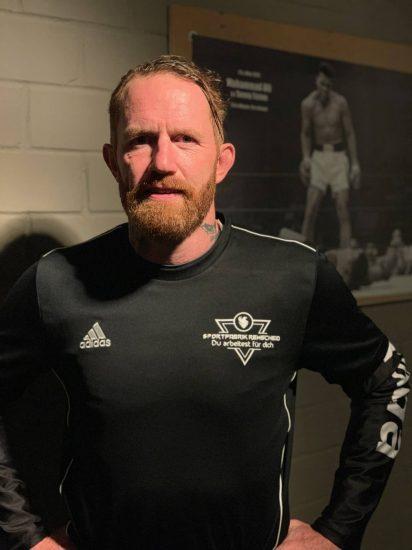 Kampfsportfabrik Remscheid Coach Oliver